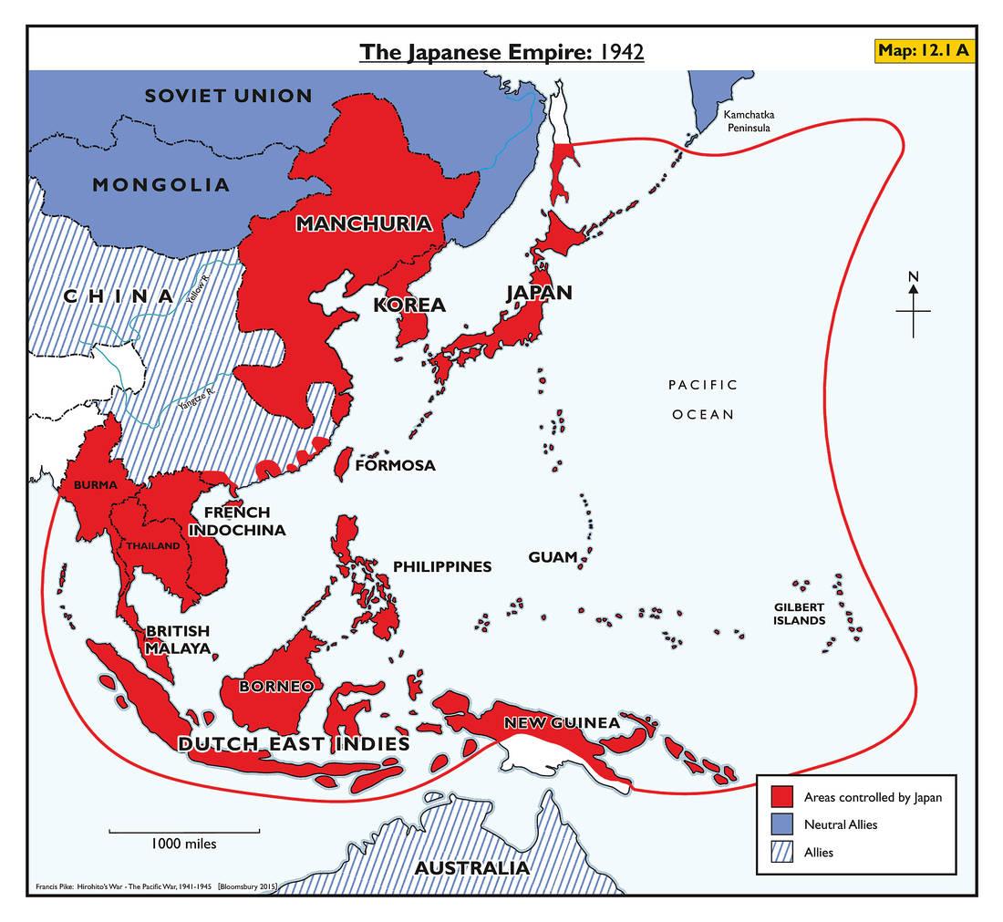 Francis Pike - author of Hirohito's War and Empires At War